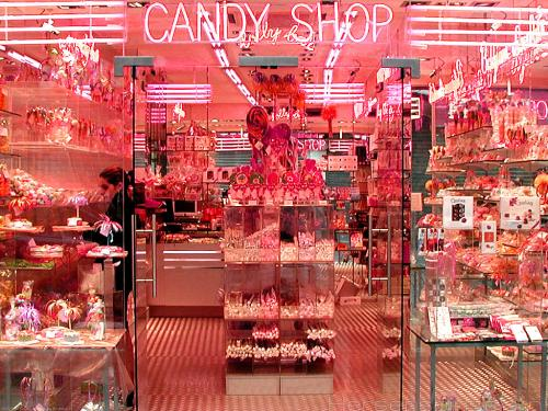wallpaper: 'Candystore' - HersenSpinsels Has Moved Here