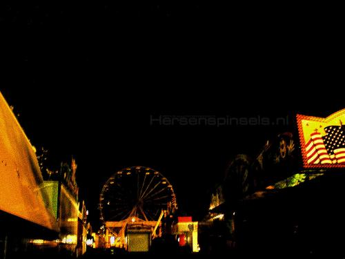 wallpaper: 'Fairground' - At the Fair