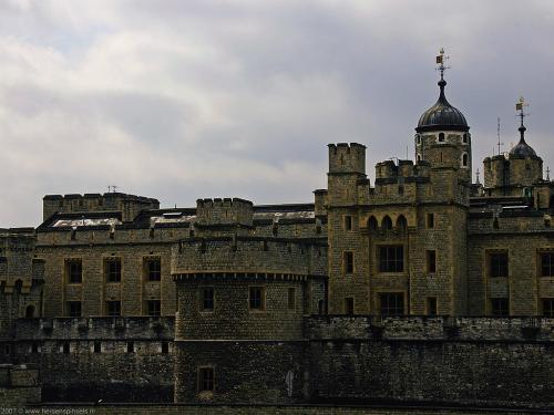 The Tower of London, HersenSpinsels Has Moved Here