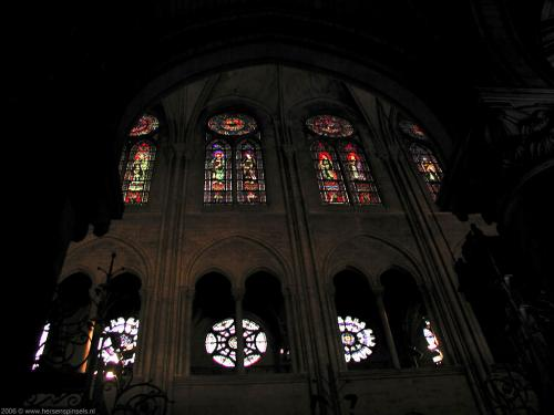 wallpaper: Notre Dame de Paris, Parijs