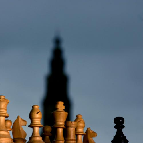 Photograph:  'Chess'