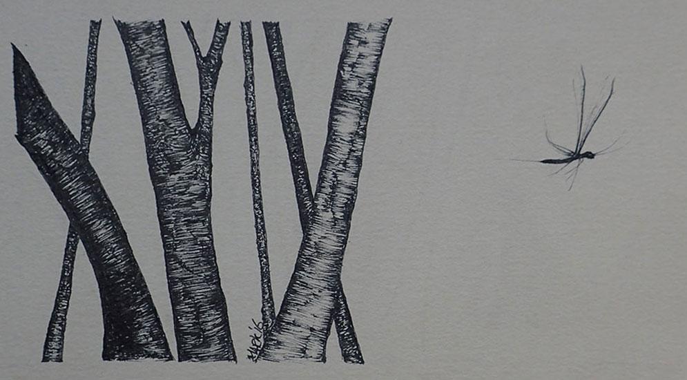 Trees #1 | Mark van Laere