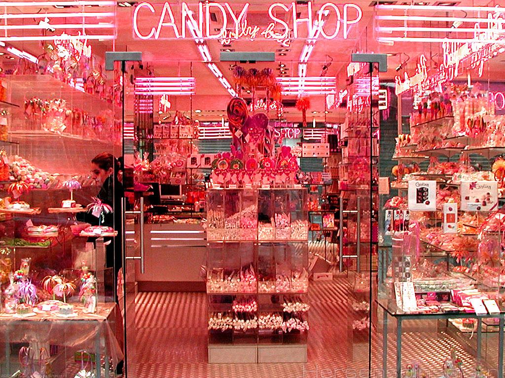 candie shop