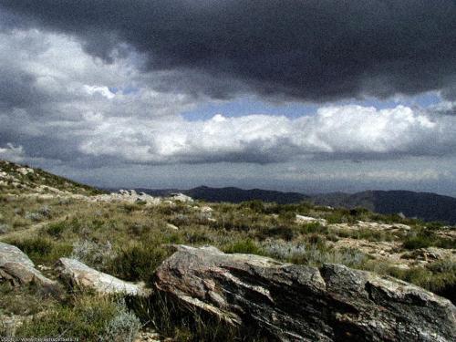 wallpaper: Kaapse bergen 1, Zuid-Afrika
