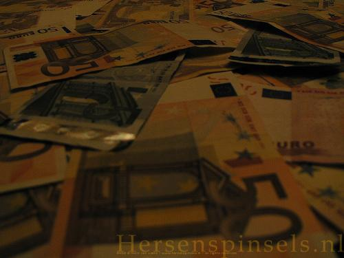 wallpaper: Euro's, HersenSpinsels