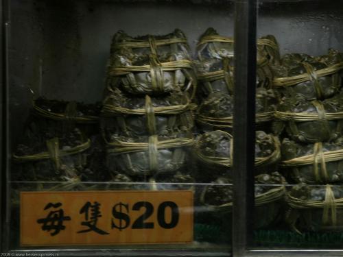 wallpaper: Afhaalchinees Chinese stijl, Hong Kong