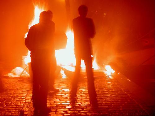 wallpaper: Friendly fire, Vuur & Vuurwerk