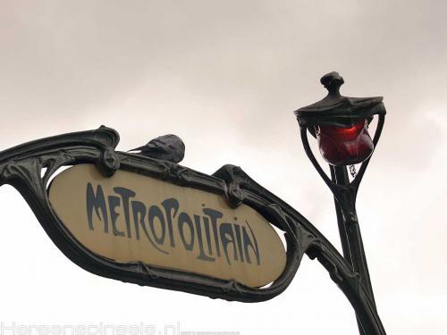 wallpaper: Metro 2, Parijs
