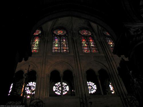 wallpaper: Notre Dame de Paris, Parijs