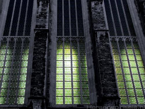 wallpaper: Oude kerk, België