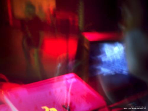 wallpaper: Techno, Dre's Corner