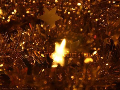 wallpaper: Vrolijk kerstfeest 2, HersenSpinsels